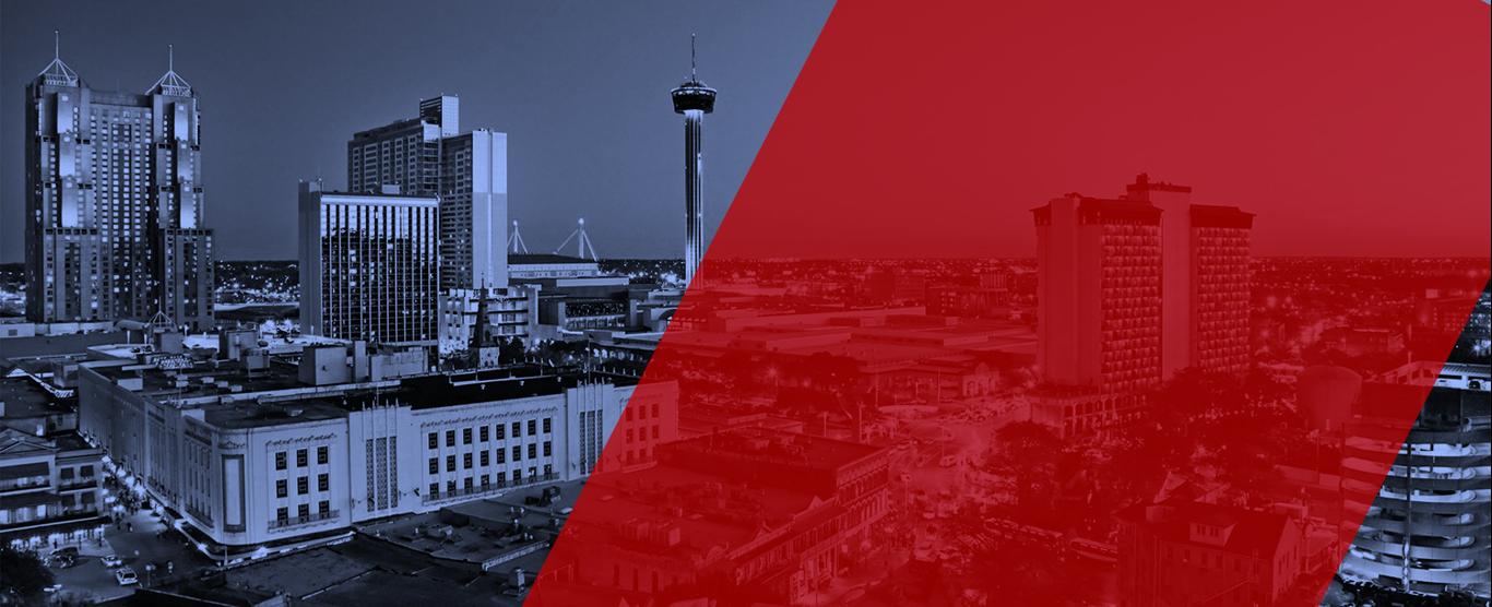 San Antonio Skyline - DHS